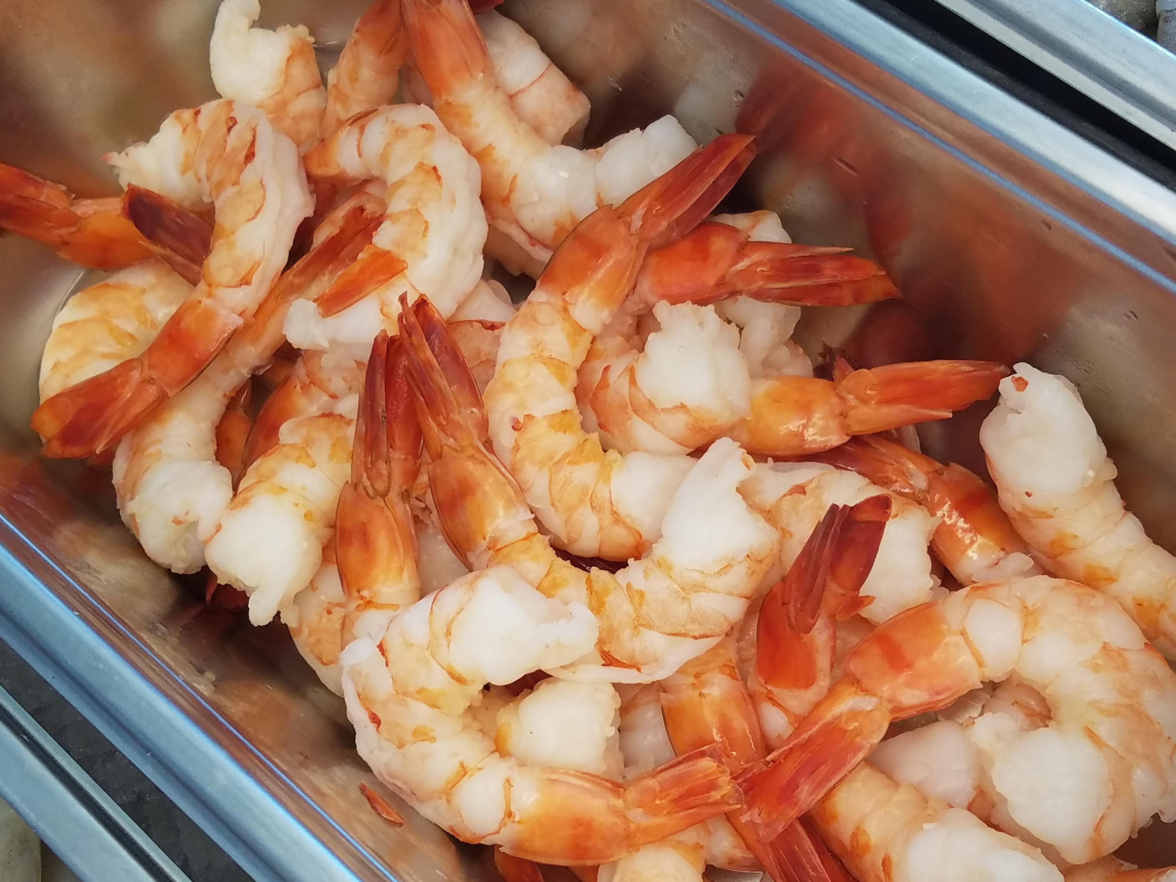 Got Shrimp? We do!
